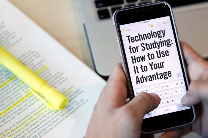 Pemanfaatan Teknologi Untuk Belajar