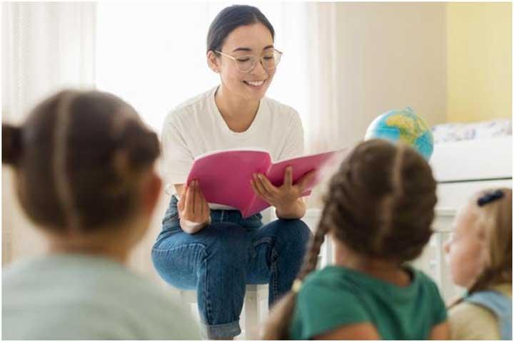Anak dapat belajar Bahasa Inggris dengan menyenangkan dengan bantuan Kursus Bahasa Inggris yang tepat