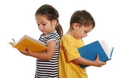 Budaya Membaca Tumbuh dari Lingkungan Keluarga