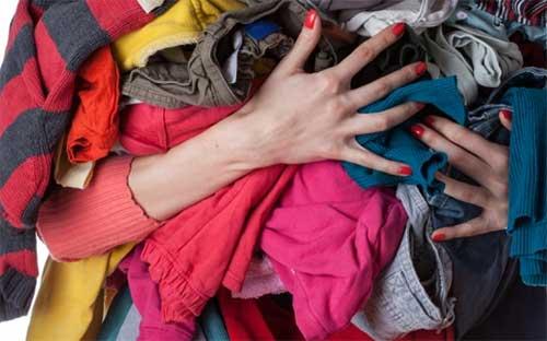 mencegah ngengat pakaian