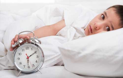 Mengatasi Gangguan Tidur Pada Anak