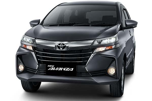 Toyota Avanza di Auto2000 Medan