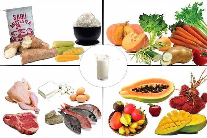 Makanan Sehat Selama Berpuasa