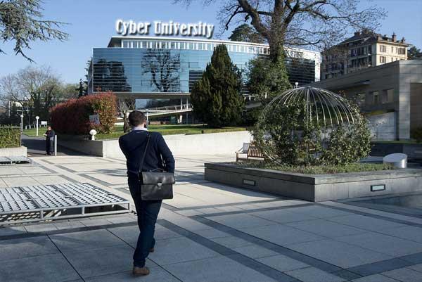 konsep Cyber University