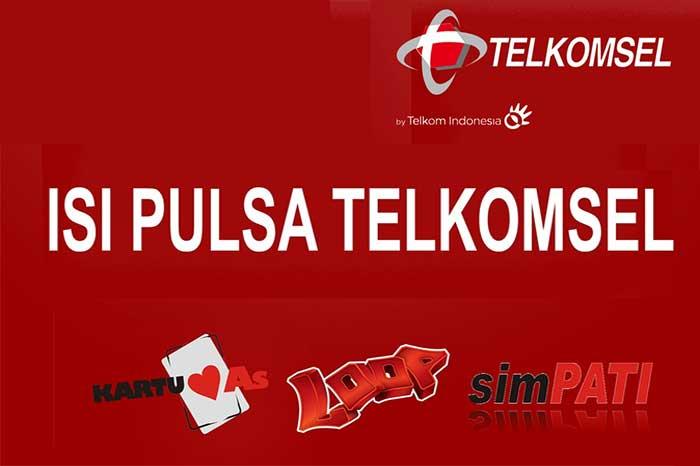 Cara Top Up Pulsa Kartu Seluler Telkomsel