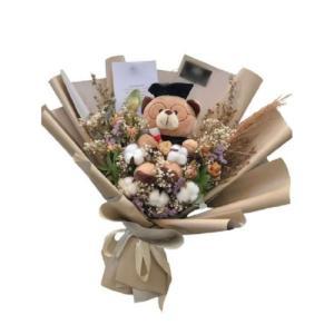 gambar buket bunga untuk wisuda