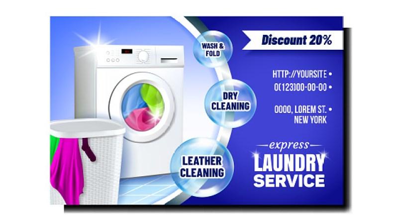 contoh iklan laundry dalam bahasa inggris