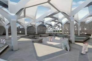 Arsitektur Platonic solid