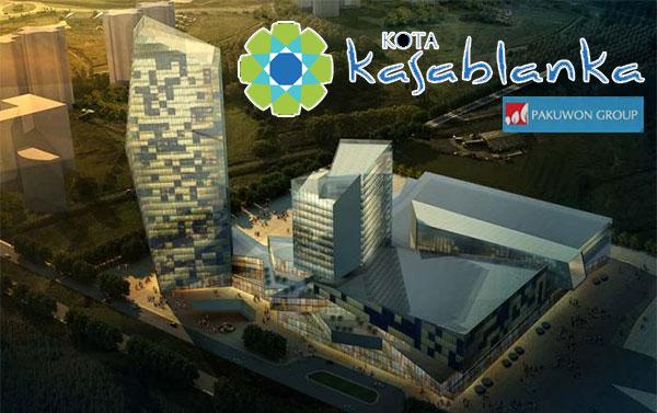 Kota Kasablanka Mall Maroko di Jakarta