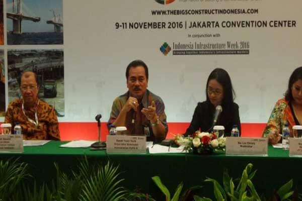 Penyelenggaraan Event Konstruksi Indonesia 2016