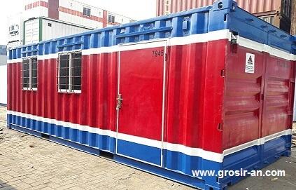 Sewa Container Untuk Kantor