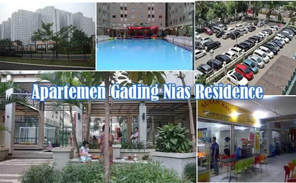 Apartemen Gading Nias Residence Jakarta