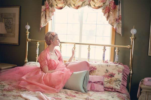 Kamar Tidur Romantis