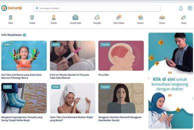 Informasi Kesehatan Terpercaya di SehatQ.com