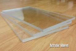 Acrylic Sheet Untuk Interior dan Eksterior