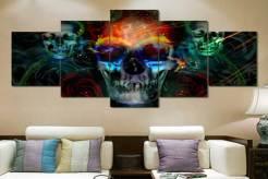 Lukisan Digital Dinding