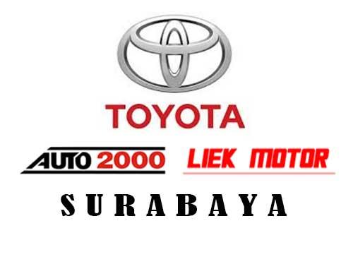 Bengkel Resmi Toyota Surabaya