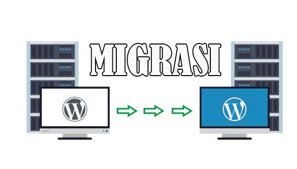 Cara Migrasi Hosting WordPress ke Hosting Baru