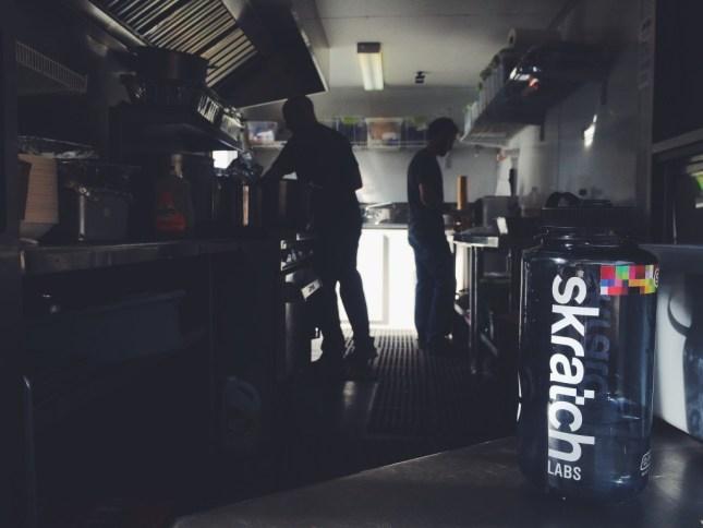 Jon + Jeff in the Kitchen by Skratch