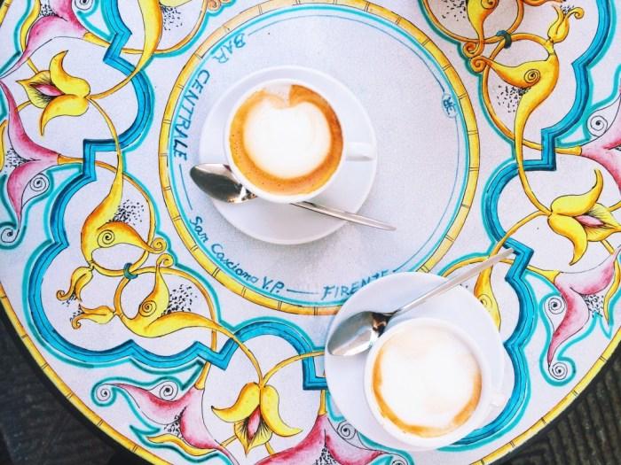 Cappuccino Ritual