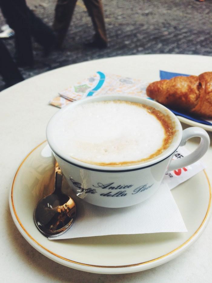 Cafe Antica Della Pace