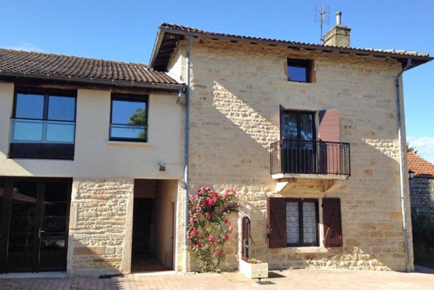 Cottage Entre Deux : house