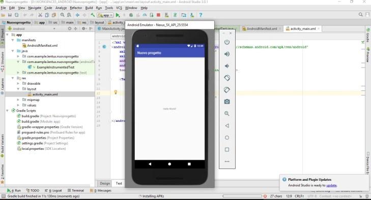 android_studio_esecuzione
