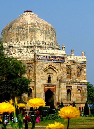 Tomb of the Intolerent Emperor : Sikander Lodhi