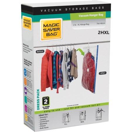Vakuum-Aufhänger-Taschesatz-Von-2XLarge-(Kleid Pack)