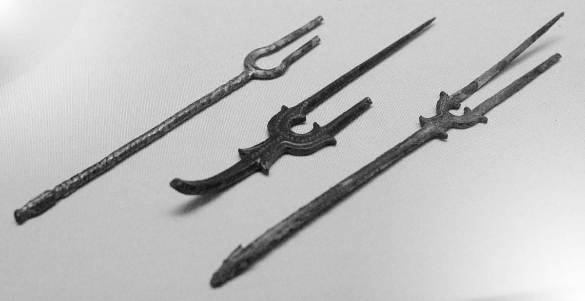 La historia del tenedor