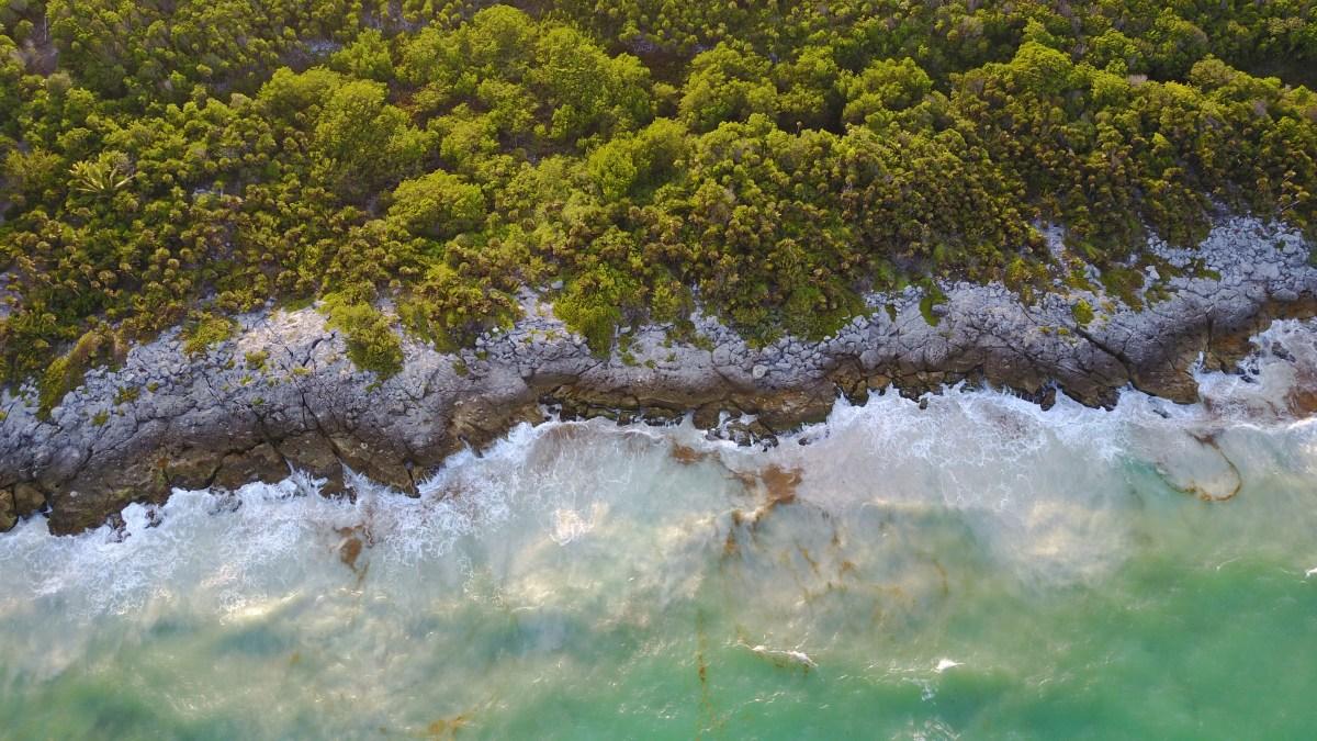Fondos de pantalla de fotos aéreas con drones