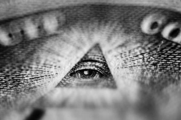 All Seeing Eye - pyramid