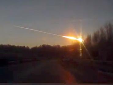 UFO fears spark panic in Chelyabinsk