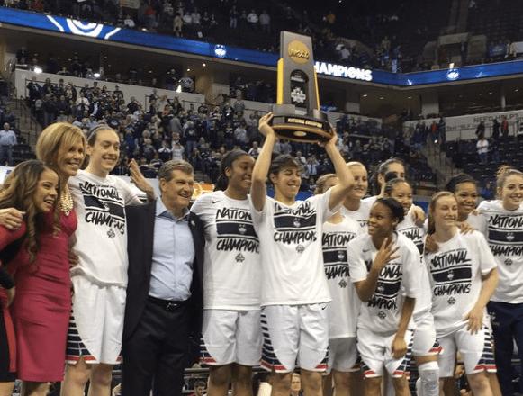 UCONN Women's Basketball: Peerless