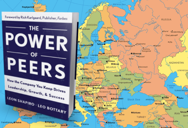 Where in the World Is The Power of Peers?