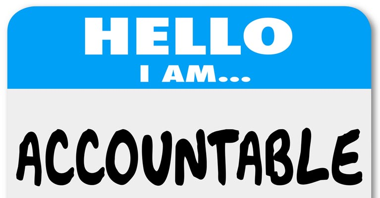 A Culture of Accountability