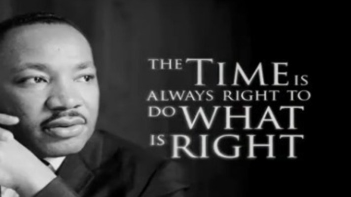 "MLK Day and the ""Global Implosion of Trust"""