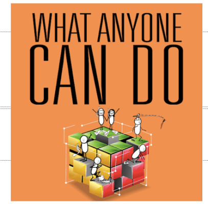What Anyone Can Do: We're Rebranding The Podcast (Episode 1001)