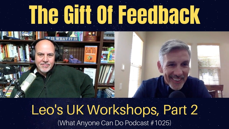 The Gift Of Feedback