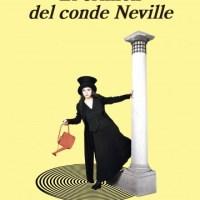 EL CRIMEN DEL CONDE NEVILLE, A. Nothomb (Anagrama)