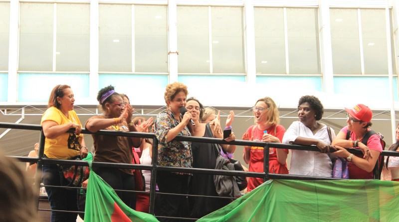 Mulheres demonstram força política e disposição em lutar por justiça