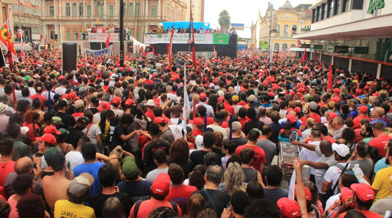 Com Lula em Porto Alegre
