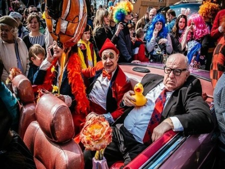 international clowns festival comediada