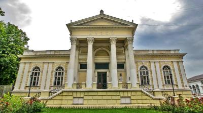 Odessa Archaeological museum front view