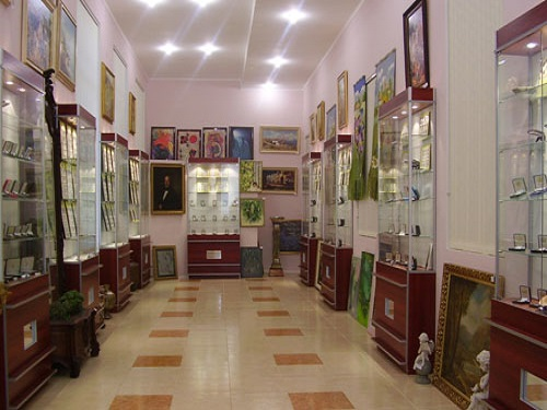 things to do in Odessa Numismatics museum