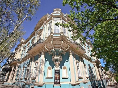 things to do in Odessa museum of Western and Eastern Art