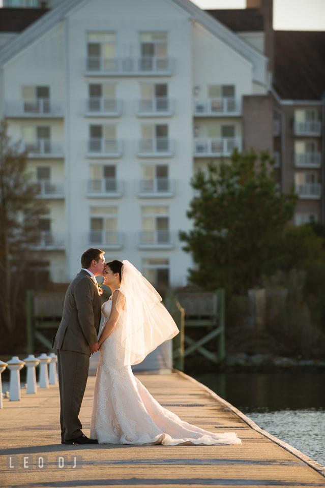 Hyatt Regency Chesapeake Bay Wedding Megan Phil