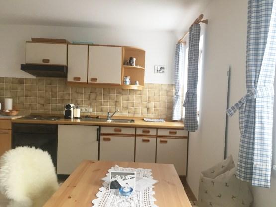 Küche Apartment Resi
