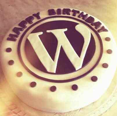WordPress 12th Anniversary
