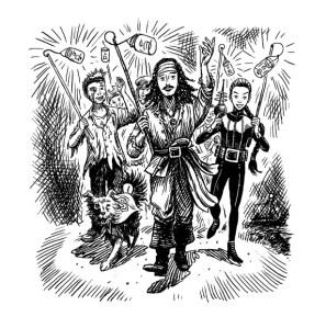 Adventure Island - Carnival